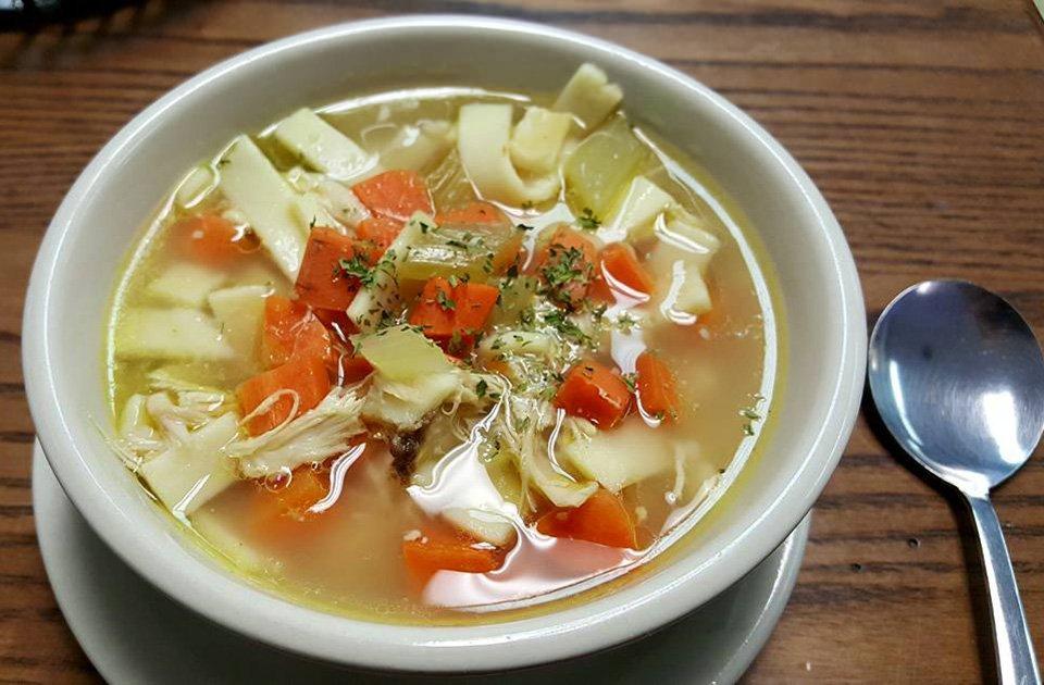 soup keystone kafe breakfast lunch diner omaha NE